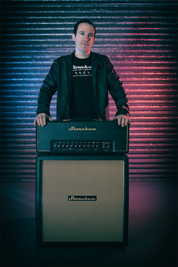 Martin Ballinger - Founder of Stoneham Amplification